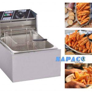 Bếp chiên khoai lang lắc phô mai - thiết bị khách sạn - 0909214842