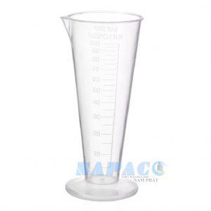 Ly đong nhựa 100ml L2001