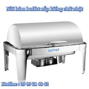 Nồi hâm buffet chữ nhật giá rẻ 121201-2