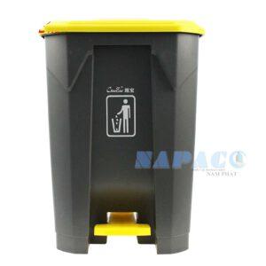 Thùng rác nhựa cao cấp 30L B2-010A